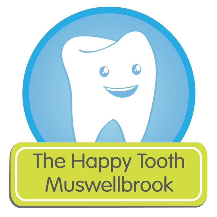 Happy Tooth Logo