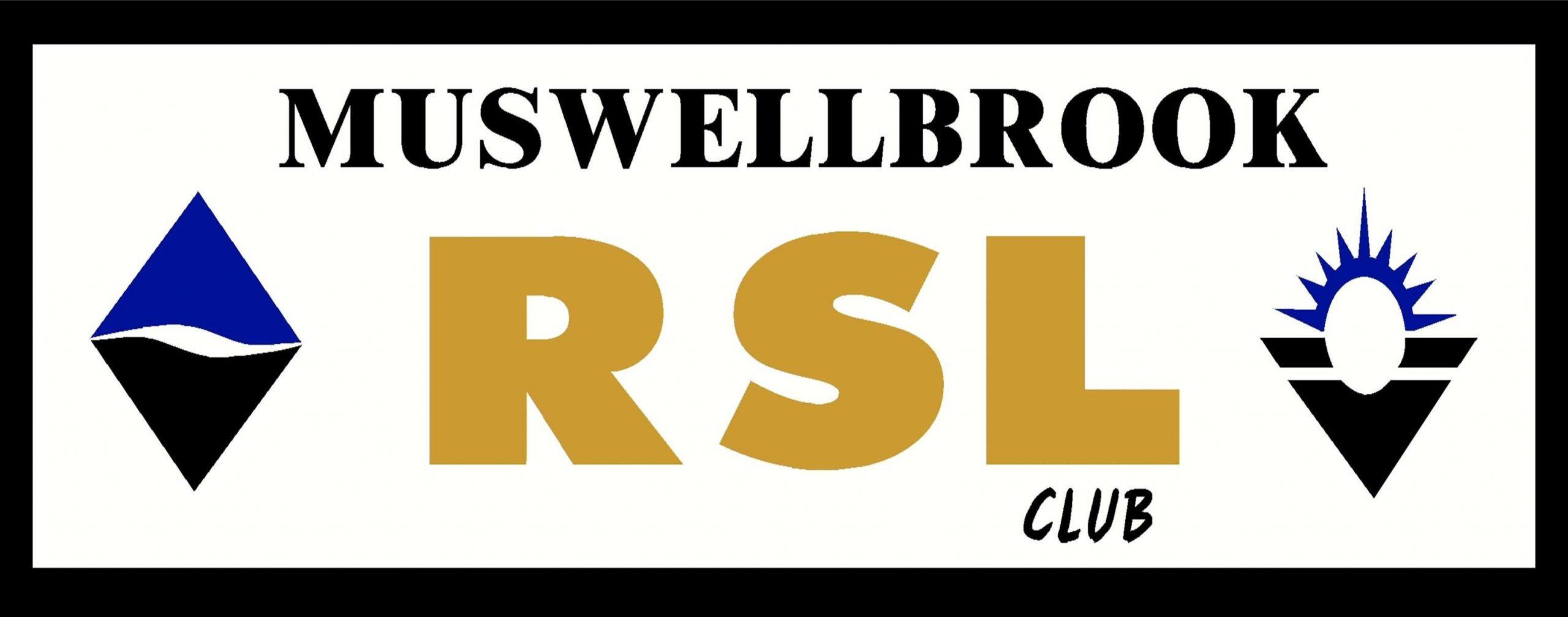 Muswellbrook RSL Club Logo